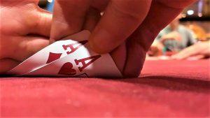 The world-class gambling cards