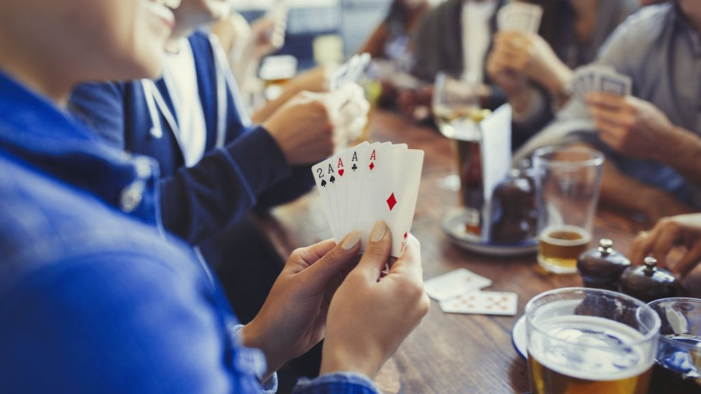 gambling cards make every player satisfied